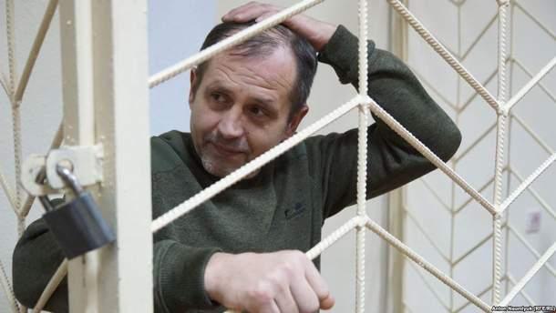 Володимир Балух уже майже 3 місяці відмовляється від їжі