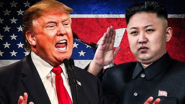 Трамп зізнався, що довіряє Кім Чен Ину