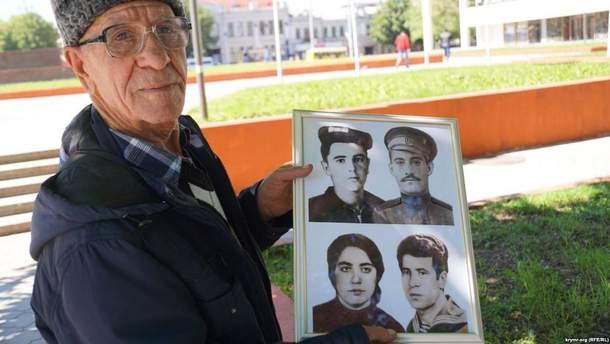 Крымскотатарский активист Сервер Караметов умер в больнице после ДТП