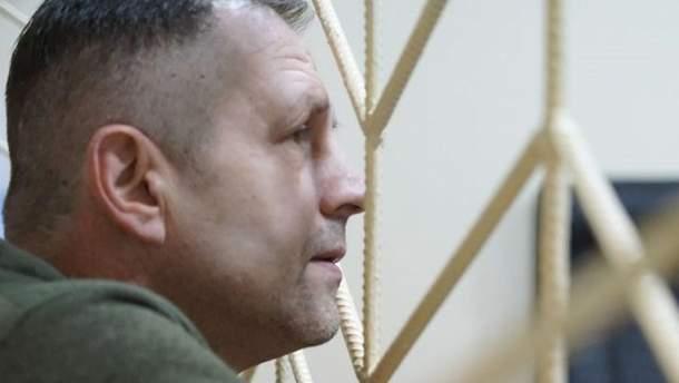 Володимир Балух написав листа Порошенкові