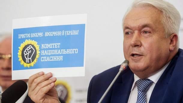 З Москви видніше: Володимир Олійник розповів пропагандистам про нинішню Україну