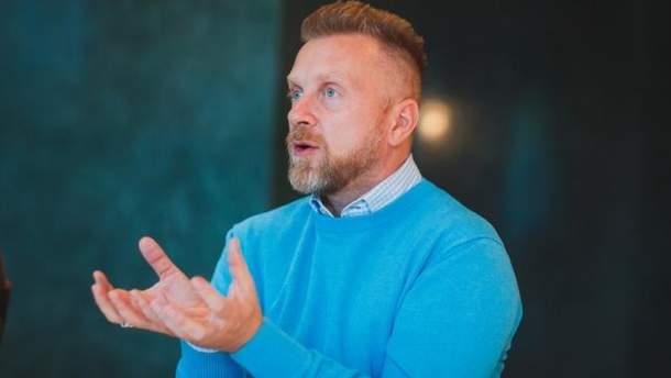Антин Мухарский выступает за украинизацию оккупированного Донбасса
