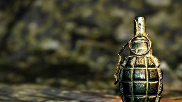 На Сумщине мужчина бросил гранату в дом