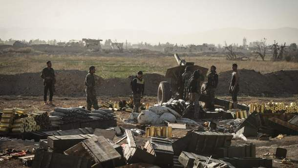 США не будуть підтримувати повстанців на Півдні Сирії