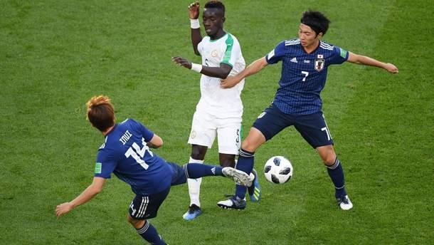 Японія та Сенегал зіграли у нічию на Чемпіонаті світу 2018