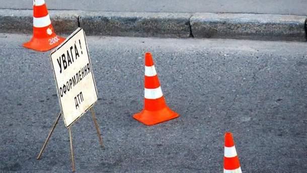 Вследствие жуткого ДТП на Харьковщине погиб мотоциклист