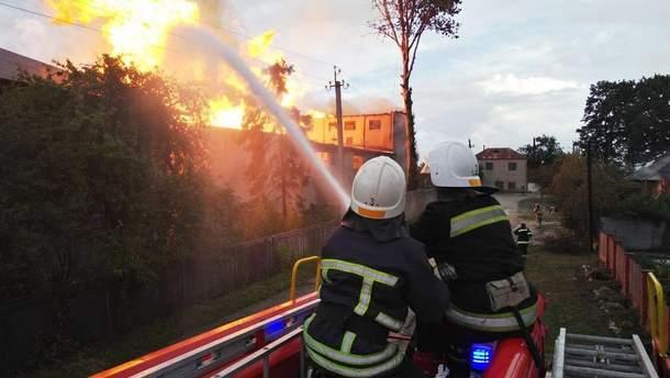 Вибух на спиртозаводі на Тернопільщині: деталі аварії та коментарі місцевих