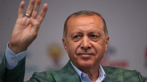 Президент Турции Эрдоган вновь победил на выборах