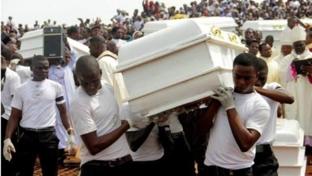 У Нігерії відбуваються криваві сутички між скотарями і фермерами: 86 осіб загинуло