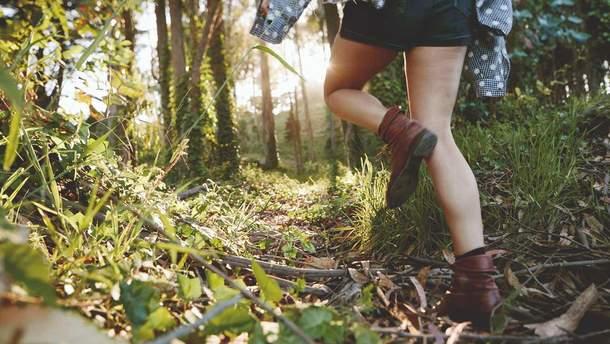 7 причин, чому варто вийти у ліс чи парк на прогулянку