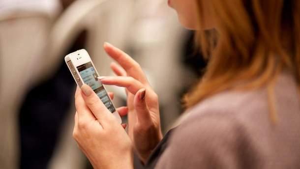 В китайской провинции появились дорожки для людей с зависимостью от смартфонов