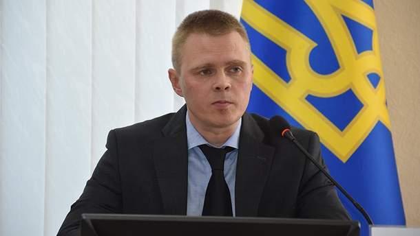 Александр Куць не подал электронную декларацию перед назначением
