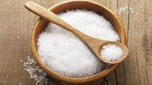 Употребление большого количества соли увеличивает риск смерти