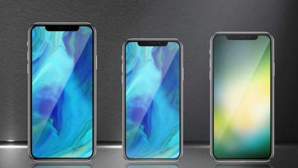 Загалом Apple має представити 3 новинки