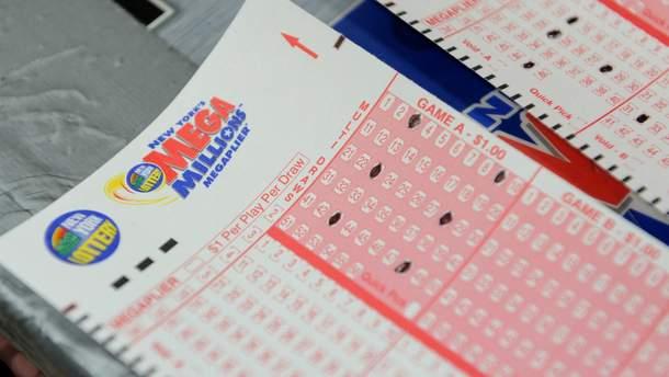 Лотерея Мега Миллионс: США разыгрывает самый большой джекпот в мире.