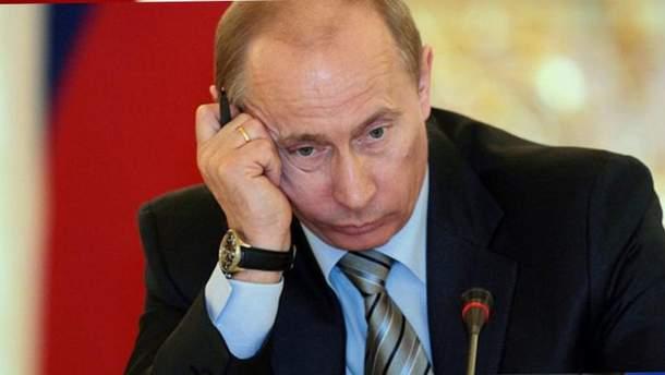 У Берліні розшукують кривавого Володимира Путіна
