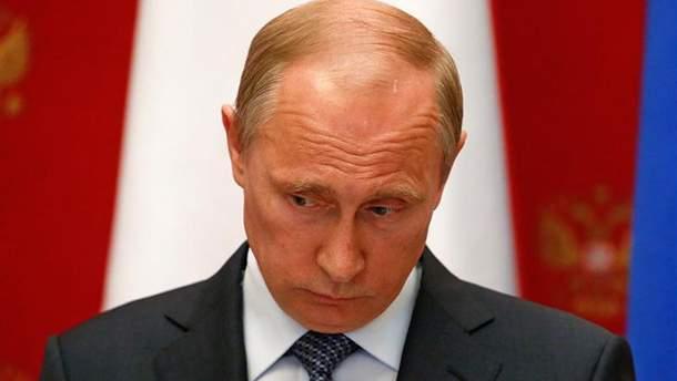 В Берлине разыскивают кровавого Владимира Путина