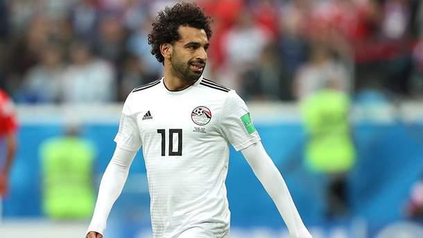Мохамед Салах може покинути розташування збірної Єгипту через Кадирова