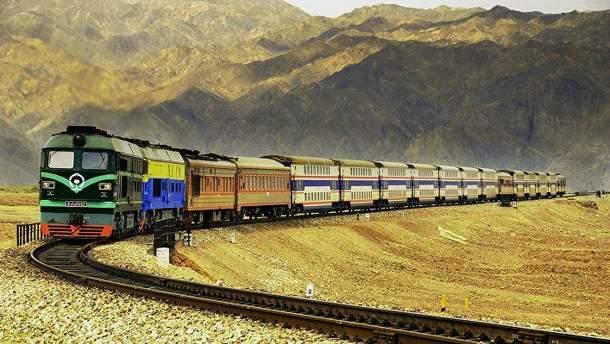 Польская железнодорожная компания PKP LHS начала тестирование нового маршрута в Китай