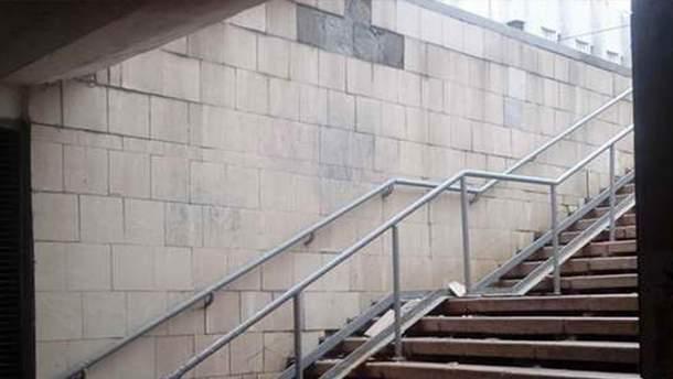 Підземні переходи на Майдані обладнають ліфтами