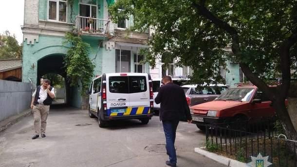 У центрі Києва викрали людину