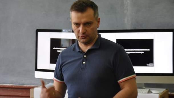 Журналіст Дмитро Гнап