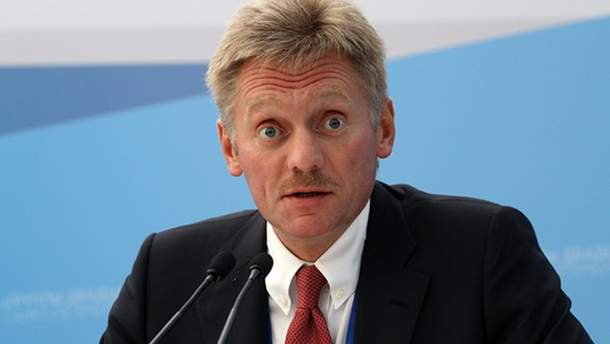 Пресс-секретарь Путина Дмитрий Песков