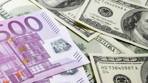 Готівковий курс валют 26 червня в Україні