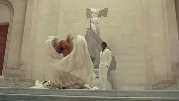 """Бейонсе и Jay-Z в клипе """"Everything Is Love"""""""