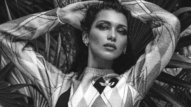 Белла Хадид для Vogue Mexico