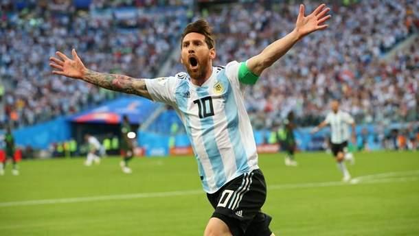 Нігерія – Аргентина результат матчу Чемпіонату світу 2018