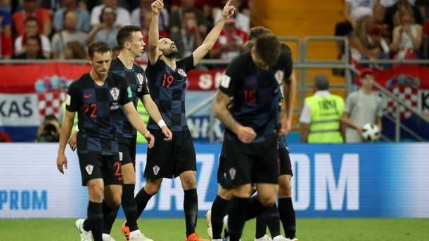 Ісландія – Хорватія результат матчу Чемпіонату світу 2018