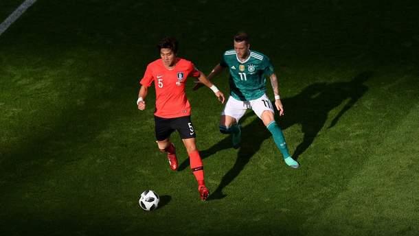 Південна Корея – Німеччина результат матчу