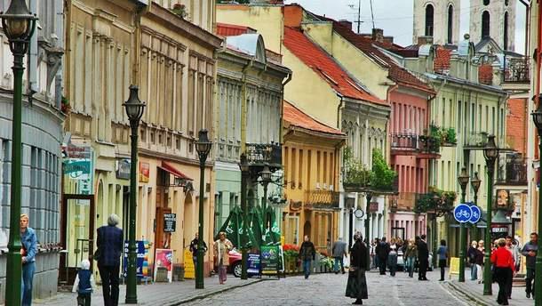 Вильнюс вводит туристический налог