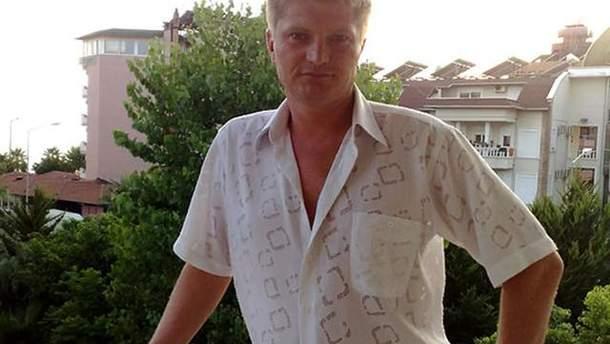 Задержанный в России украинец Игорь Кияшко