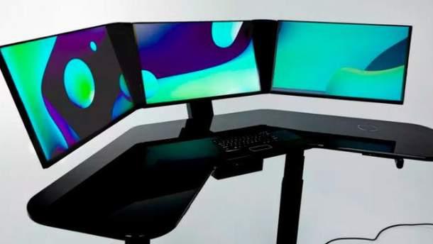 Умный стол Cemtrex SmartDesk