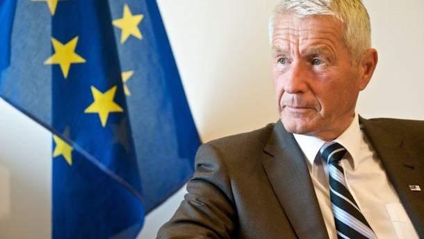 Генеральний секретар Ради Європи Турбйорн Ягланд
