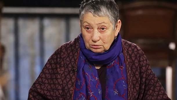 Людмила Уліцкая заявила про відсталість Росії