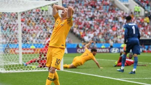 Перу обыграло Австралию на Чемпионате мира