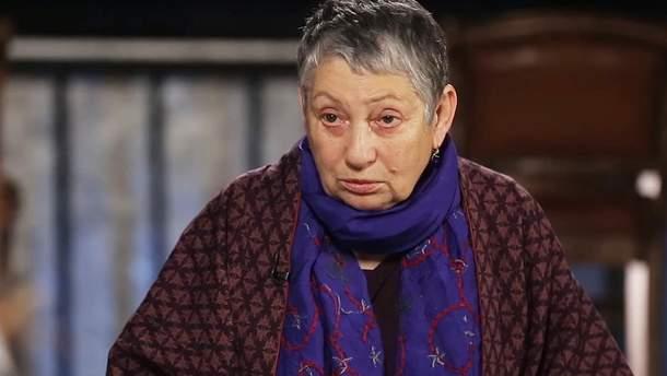 Людмила Улицкая заявила об отсталости России