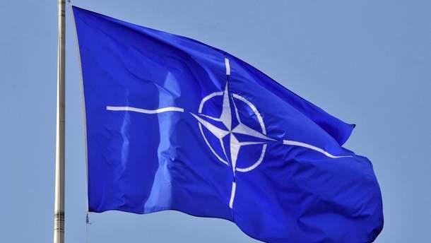 В воздушном пространстве Эстонии, Латвии и Литвы начались учения НАТО