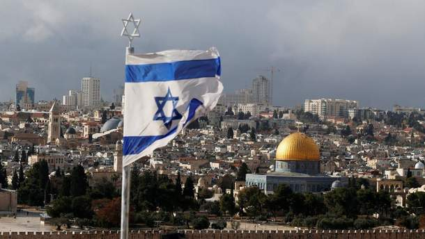 Ракетна атака по Ізраїлю