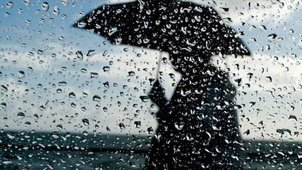 Погода на 29 червня: короткочасні дощі, грози, шквали та ймовірний град