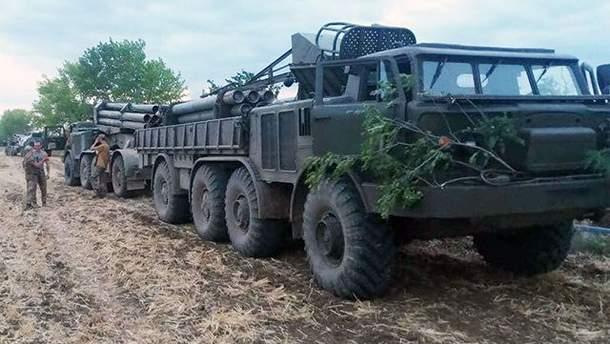 Навчання ВМС ЗСУ на межі з Кримом
