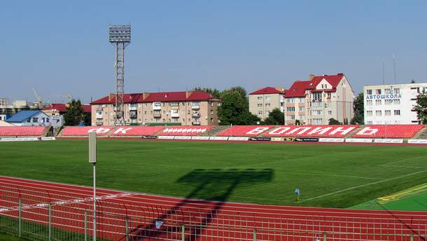 "Стадіон ""Авангард"" у Луцьку"