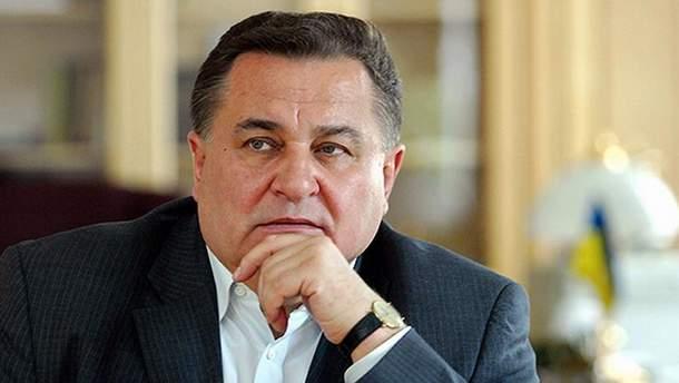 Марчук заявил, что Россия отвергает предложения Украины относительно прекращения огня на Донбассе