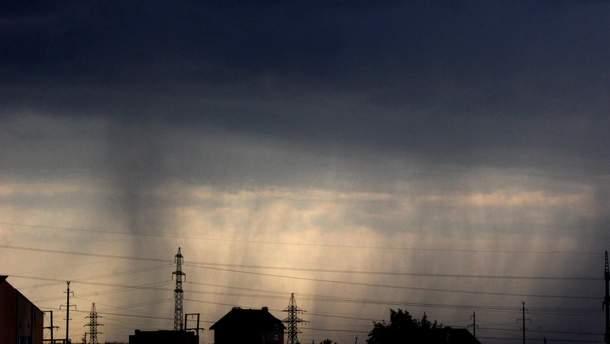 Погода на 28 червня: дощі з грозами пронесуться всією Україною