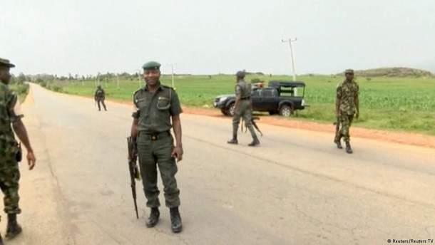 Правоохранители в штате Плато после столкновений