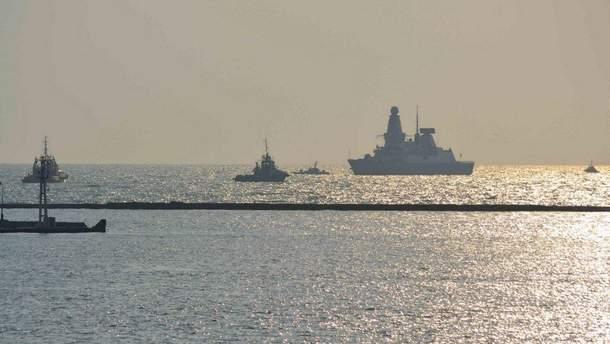 Российская сторона активно начала контролировать все, что происходит в Азовском море