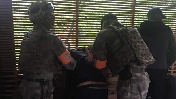 СБУ предотвратила заказное убийство в Черкасской области